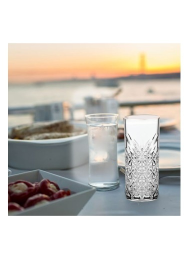 Paşabahçe Timeless Rakı Bardak - 4 Lü Özel Seri Rakı Bardağı Renkli
